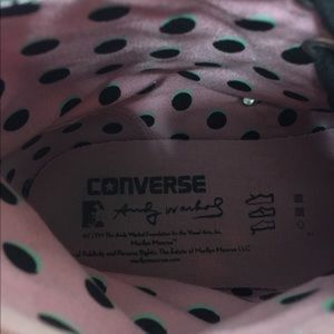 df7f64ce3b1e Converse Shoes - 🙌🏻 HOST PICK 2 19 🙌🏻 Marilyn Monroe Converse